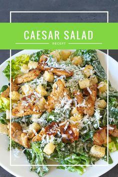 Klassieke Caesar Salad - recept
