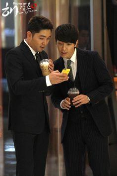 Donghae, Kangin