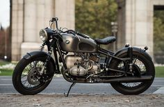 BMW R69 S, Cafe Racer Dreams