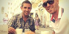 Pause café à Lecce