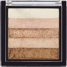Makeup Revolution Vivid Shimmer Brick Color:RadiantRadiant