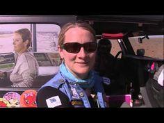 Rallye Aïcha des Gazelles du Maroc 2015 : Étape 2 - Ça bataille dur chez...