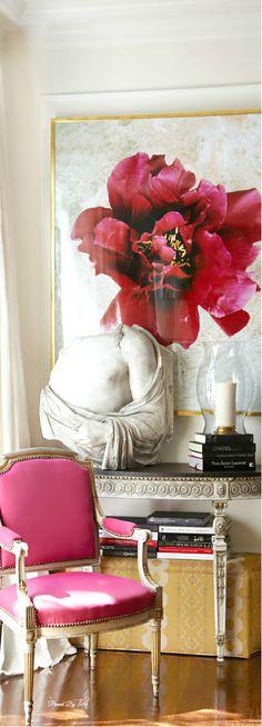 Bright & Bold ● Living room