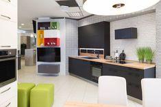 Otvorili sme nové kuchynské štúdio v Podunajských Biskupiciach. Corner Desk, Table, Furniture, Home Decor, Corner Table, Decoration Home, Room Decor, Tables, Home Furnishings