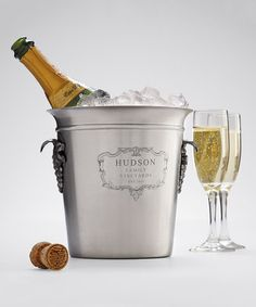 Love this 'Family Vineyards' Chateau Ice Bucket on #zulily! #zulilyfinds