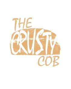 The Crusty Cob Logo