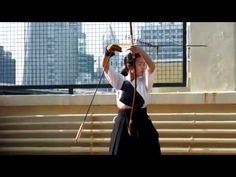 Kyudo ejemplos (extractos) - YouTube