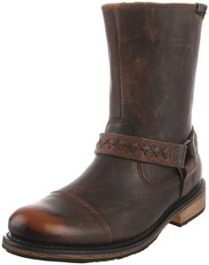 Harley-Davidson Men's Constrictor Motorcycle Boot - designer shoes, handbags, jewelry, watches, and fashion accessories | endless.com