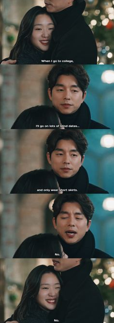 best 25 korean drama quotes ideas on korean Korean Drama Funny, Korean Drama Quotes, K Drama, Drama Fever, Train To Busan, Live Action, Goblin The Lonely And Great God, Goblin Korean Drama, Goblin Gong Yoo