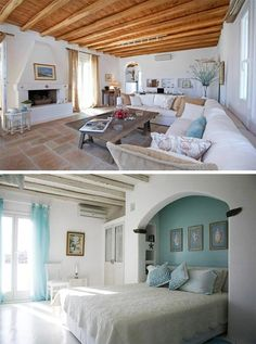Rooms within the dream home