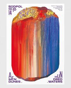 Südpol poster, Felix Pfäffli, Studio Feixen