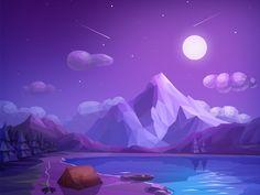 Kites - Night