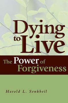 Dying To Live: The Power Of Forgiveness by Harold L Senkbeil http://www.amazon.ca/dp/0570046440/ref=cm_sw_r_pi_dp_RiM4tb1EF1CKW