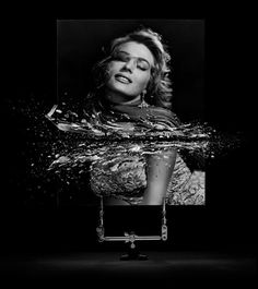 #Photography: Photos of Bullets Tearing Apart Portraits Aren't What They Seem.