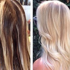 highlights hair breakage search