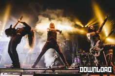 Dragonforce / Download 2015