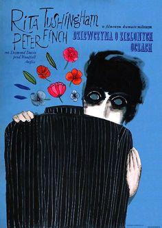 Maria Ihnatowicz (Mucha), Girl with Green Eyes, 1967