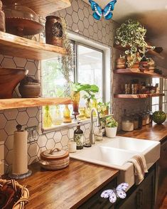 """Aurora Nova on Instagram: """"Today is the first day of the new year #showmeyourboho challenge and today the theme is refresh so here is my entry! This is my most liked…"""" farmhouse style 