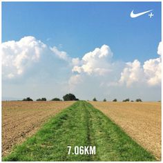 rowiro: …the green trail! #running #nikeplus... | Nike Plus Running