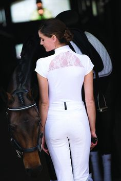 Horseware Sara Jersey Competition Jersey | The Tack Shoppe of Collingwood