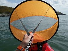 [Remarkable feature] BaiFM Downwind Paddle Kayak Wind Sail Kit 46 inches Kayak Canoe Accessories, Compact, Portable, Easy Setup & Deploys Quickly Orange - Show items work great and performance for everyone Canoe Camping, Canoe And Kayak, Kayak Fishing, Kayak Cart, Kayak Paddle, Camping Life, Popup, Canoe Accessories, Kayaking Gear