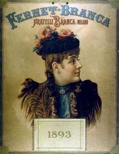 Un afiche único y su historia - Arte único de Fernet Branca