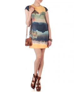 Spring day to night // Ted Baker $220