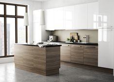 Ikea keuken greeploos. De Faktum keukensystemen van Ikea met korting #keuken #ikea