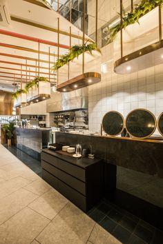 italian restaurant in seoul boutique planterior interior design