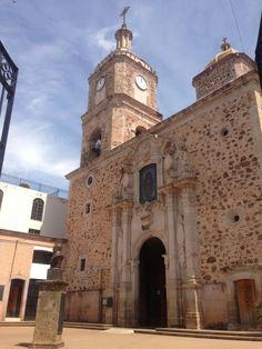 Iglesia de la Guadalupe, Arandas Jalisco