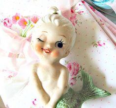 tinkered treasures: September 2010 Vintage Mermaid