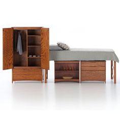 Adden Furniture   Lowell Casegoods Room Shots