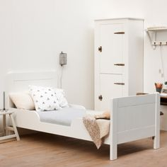 Timzowood Living Bed Sem - Wit - afbeelding 2