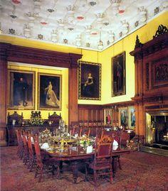 glamis castle interior