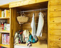 Wardrobe Rack, Kids Room, Entryway, Interior, Furniture, Home Decor, Houses, Entrance, Room Kids
