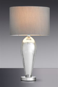 Silver Small Ombre Touch Table Lamp 731563 32 Table Lamp
