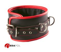 Trimmed collar with 4D-rings