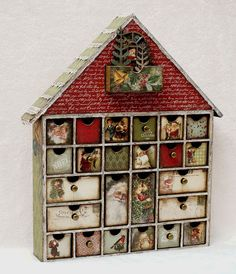 St Nicholas Collection with Hetty, Geraldine and Trudi | Kaisercraft Official Blog