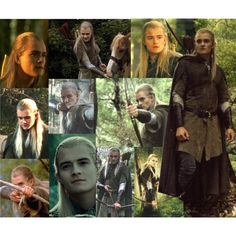 """""""Legolas the Elven Prince"""" by artisticjester on Polyvore"""