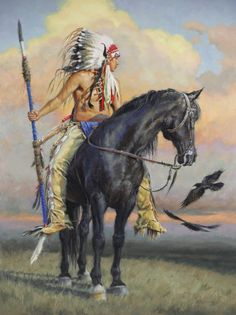 Krystii Melaine, The Messengers, oil, 40 x - Southwest Art Magazine Native American Children, Native American Warrior, Native American Pictures, Native American Paintings, Native American Artists, Native American History, Eskimo, American Indian Art, American Indians