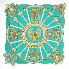 Hunt & Pray: Vintage Hermes Scarves