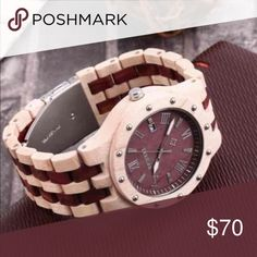 BEWELL Wood Watch Beautiful design BEWELL Wood Watch with a adjustable band and also waterproof.... Bewell Accessories Watches