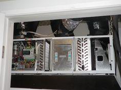 L'échangeur d'air thermodynamique MINOTAIR est le seul à être doté d'un clapet motorisé permettant de recirculer l'air et de gérer l'humidité.