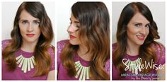 THE BEAUTY SNOOP: HOW TO: MIRACURL/CURL SECRET- VINTAGE WAVES