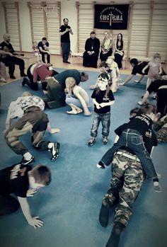Training mit Kindern nach der Methodik SYSTEMA SYSTEMA Austria www.rma-systema.at Kids