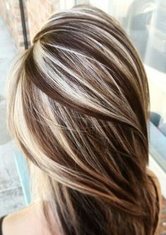 37 Cream Blonde Hair Color Ideas for This Spring 2019 - Wedding Hair - hair Cream Blonde Hair, Brown Blonde Hair, Light Brown Hair, Blonde Curls, Blonde Ombre, High Lights Brown Hair, Blonde With Low Lights, High And Low Lights, Black Hair