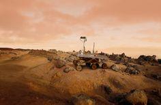 Marte 2020, la próxima misión de la NASA al planeta rojo