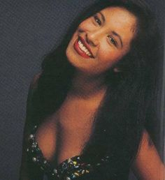 Queen of tejano music Selena Quintanilla