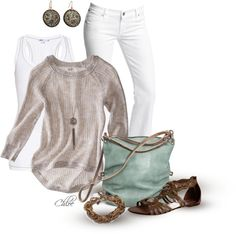 """""""Mint Appeal"""" by chloe-813 ❤ liked on Polyvore"""