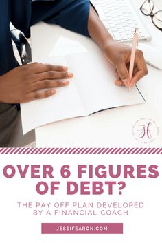 Over six figures in debt? Here's how my friend is overcoming an impossible situation. - Jessi Fearon - Finance tips, saving money, budgeting planner Ways To Save Money, Money Saving Tips, Money Tips, Money Hacks, Savings Planner, Loans For Bad Credit, Debt Payoff, Debt Repayment, Financial Tips